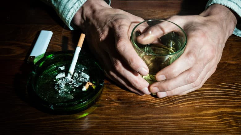 Bad habits: smoking and drinking